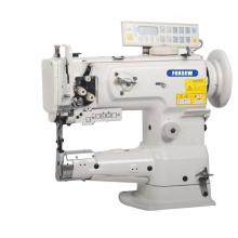 Single Needle Cylinder Bed Unison Feed Lockstitch Sewing Machine with Automatic Thread Trimmer