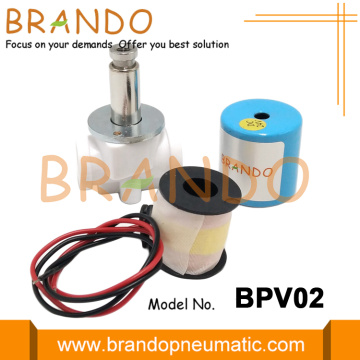1/4'' Normally Closed RO Water Plastic Solenoid Valve