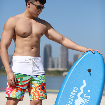 160GSM 4way Stretch Position Quick Dry Swim Shorts