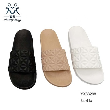 2019 Summer  PVC Slippers shoes