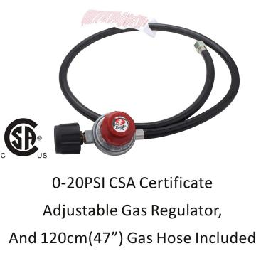 High Pressure Adjustable Propane Regulator