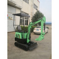 China Made Micro Hydraulic Crawler Cheap Rubber Track Machine Price 1 Ton Epa Household Excavator Small Digger