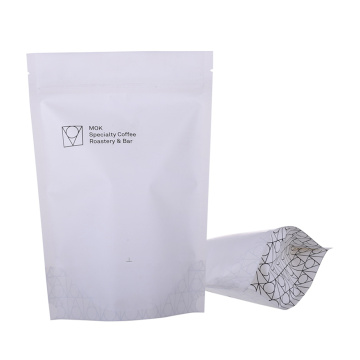 biodegradable compostable plastic Stand Up Pouch