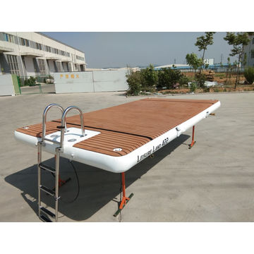 Gymnastics Air track mat plat form