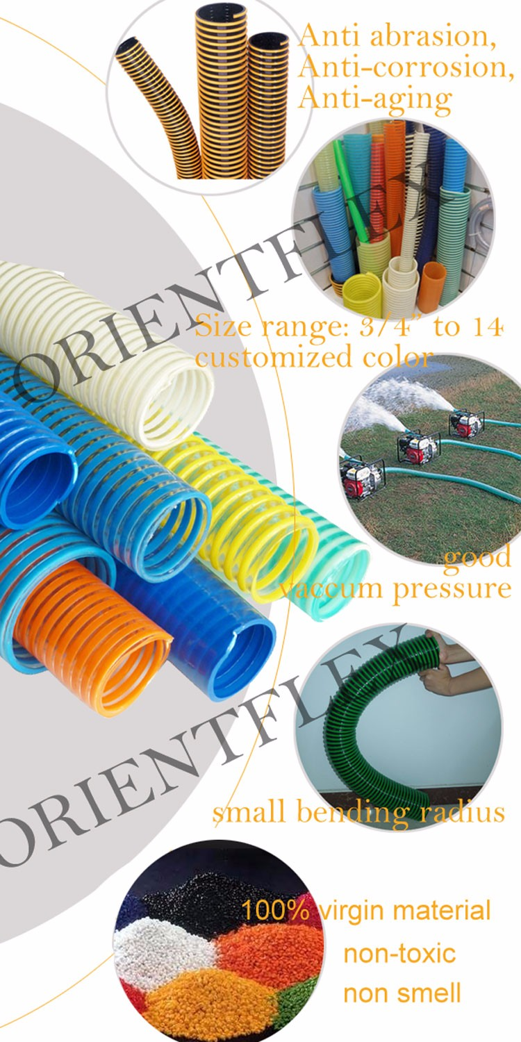 Pvc Suction Hose 7