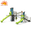 Certificated Outdoor Children Play Structure