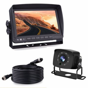 Wire parking camera reversing back up camera