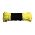 12 Strand 3/8'' UHMWPE Braided Synthetic Winch Rope