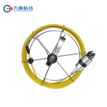 Underwater Color Drain Inspection Camera system