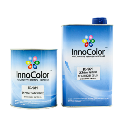 Innocolor Hyper Fast Clear Coat for Auto Body