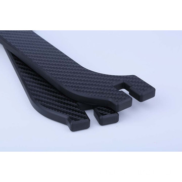 Round / square shape carbon fiber sheet