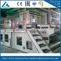 High speed AL-3200 S 3200mm non-woven fabric making machine for wholesales