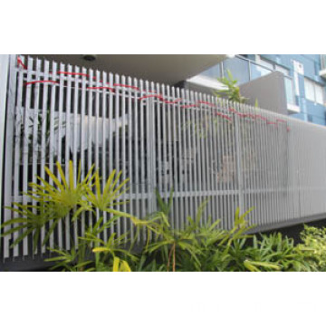 Garden Fence Metal Fence Panels