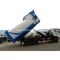 HOT SALE Portable 12cbm soild waste compactors