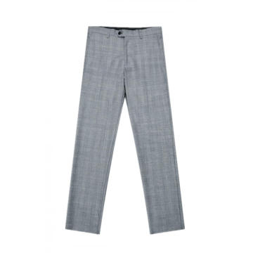 Men's Office Poly Wool Pants Suit Pants
