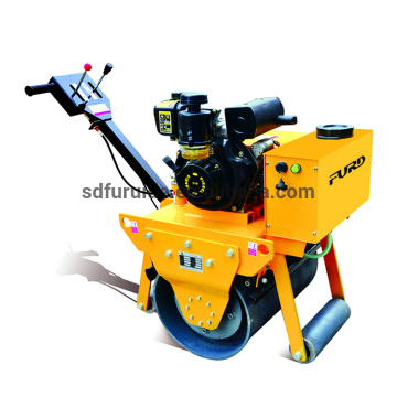 EPA Certificated Single Drum Vibratory Road Roller For Asphal FYL-600C