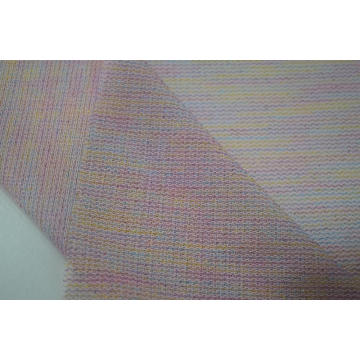 Nylon Metallic Colorful Mesh Fabric