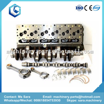 Excavator Diesel Engine Parts for 6D114 6D125