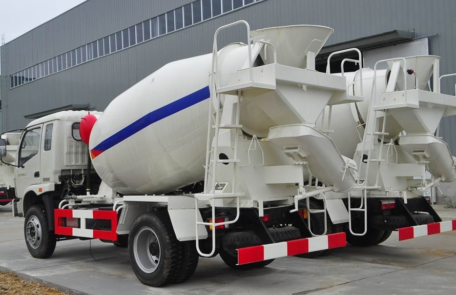 concrete mixer truck for sale 1