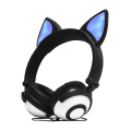 Cuffie Creative Fox Cat Ears LED Light Up