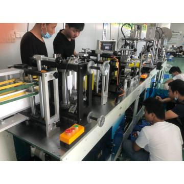 N95 semi auto mask machine