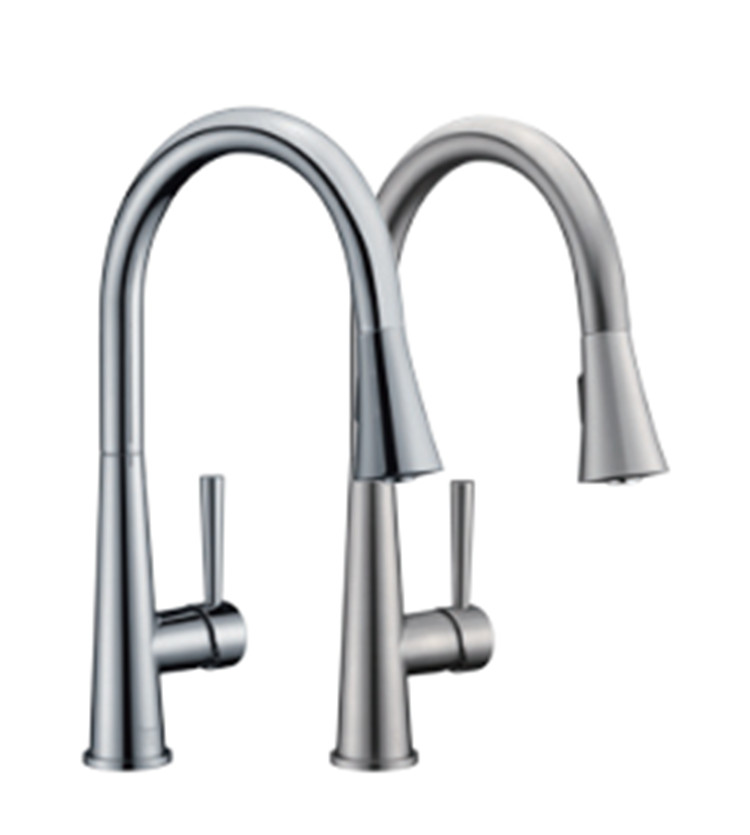 Kitchen Faucet Pull Down