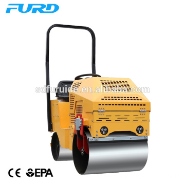 FURD Soil Compaction Mini Road Roller Compactor