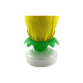 lotus flower musical birthday candle