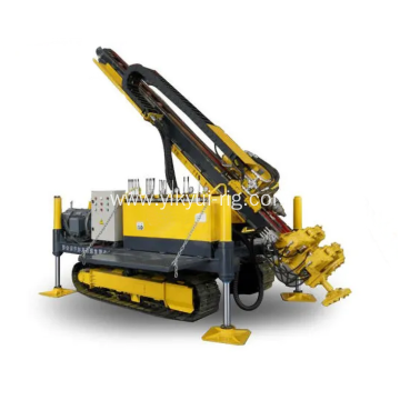 Full Hydraulic Multi-Functional Anchor Jet Drilling Rig