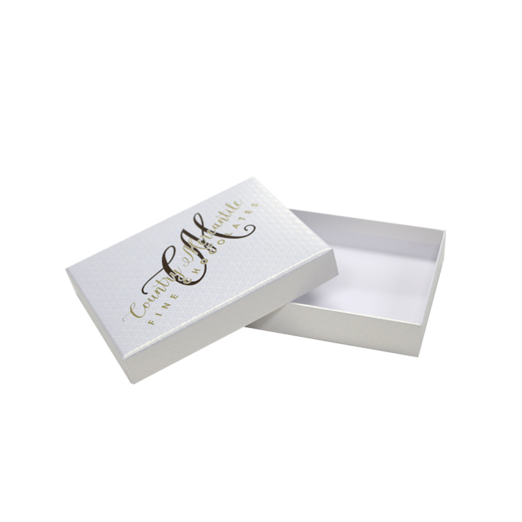 Specialty paper Packaging Cosmetic Box With Lid