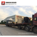 DZH4-1.25-AII Manual Coal Fired Industrial Steam Boiler