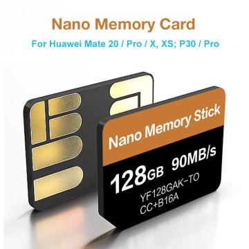 NM Card Read 90MB/S For Huawei 128GB Nano Memory Card For Huawei Mate20/ Pro/ X / XS / P30 / Pro With NM Card Reader For Hua Wei