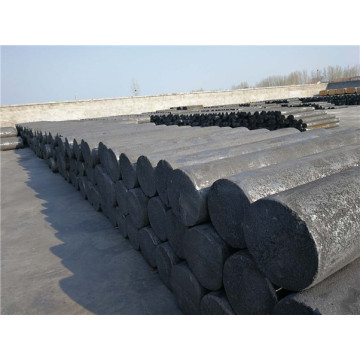 Carbon Electrodes RP600 650 700 Length 2400mm 2700mm