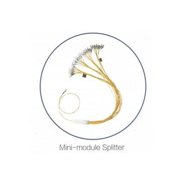 1 × N ซีรี่ส์ Opical Fiber Splitter