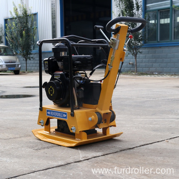 Hydraulic vibrating electric plate compactor for sale FPB-S30