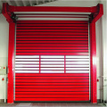 High speed fast action roller shutter