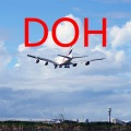 Cheap reliable Chinese air freight agent to DOH
