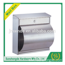 SZD SMB-011SS Promotional wall mount residential mailboxes mailbox with low price