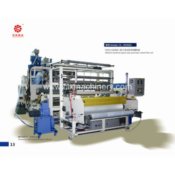 PACKING CLING STRETCH FILM MACHINERY