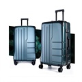 Men fashion PC trolley luggage bags