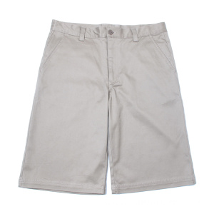 Primary and middle school khaki short pants