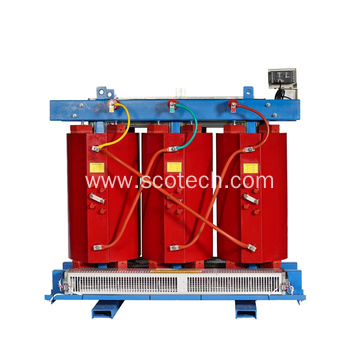 Ventilated K rated dry type transformer