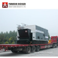 4 ton Biomass Wood Chip Fired Steam Boiler