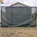 Colored Harbor Freight Mesh Tarp