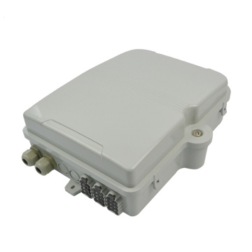 Ftth Wall Mounted Fiber Optic Termination Box