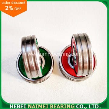 High Speed Two Cavities 608 2ZZ Ball Bearing