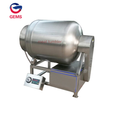 Stainless Steel Vacuum Meat Tumbler Meat Massage Marinator
