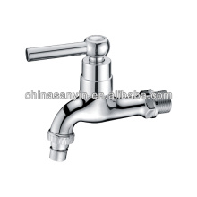 Water Tap Polished ABS Fast Open Basin Faucet