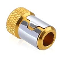 """1PC Metal Strong Magnetizer Screw Screwdriver Bits Magnetic Ring 1/4"""" 6.35mm Whosale&Dropship"""