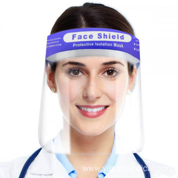 High Quality Disposable Face Shield